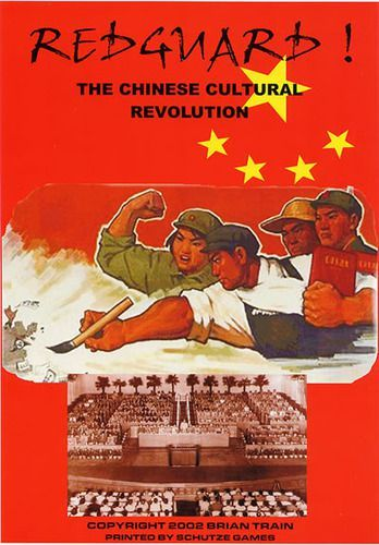 Brian Train's REDGUARD (Chinese Cultural Revolution)   First
