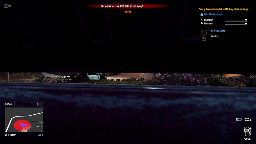 Video Game: Thief Simulator