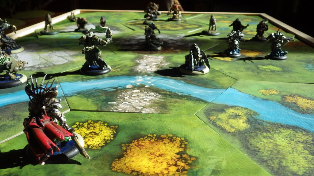 What do You Play on? Tabletop Options: Mats, Tiles and Modular