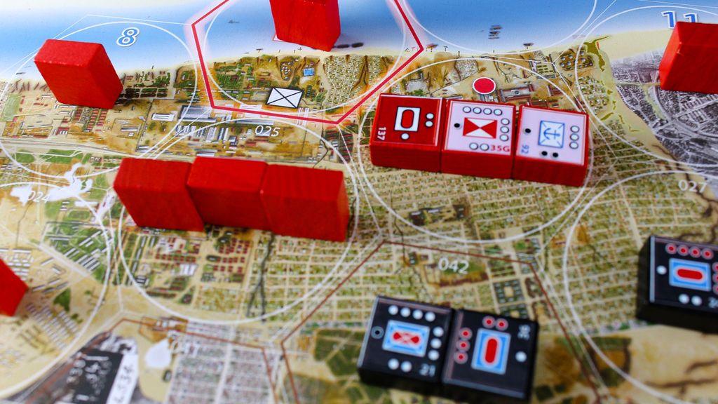 Board Game: Stalingrad: Inferno on the Volga