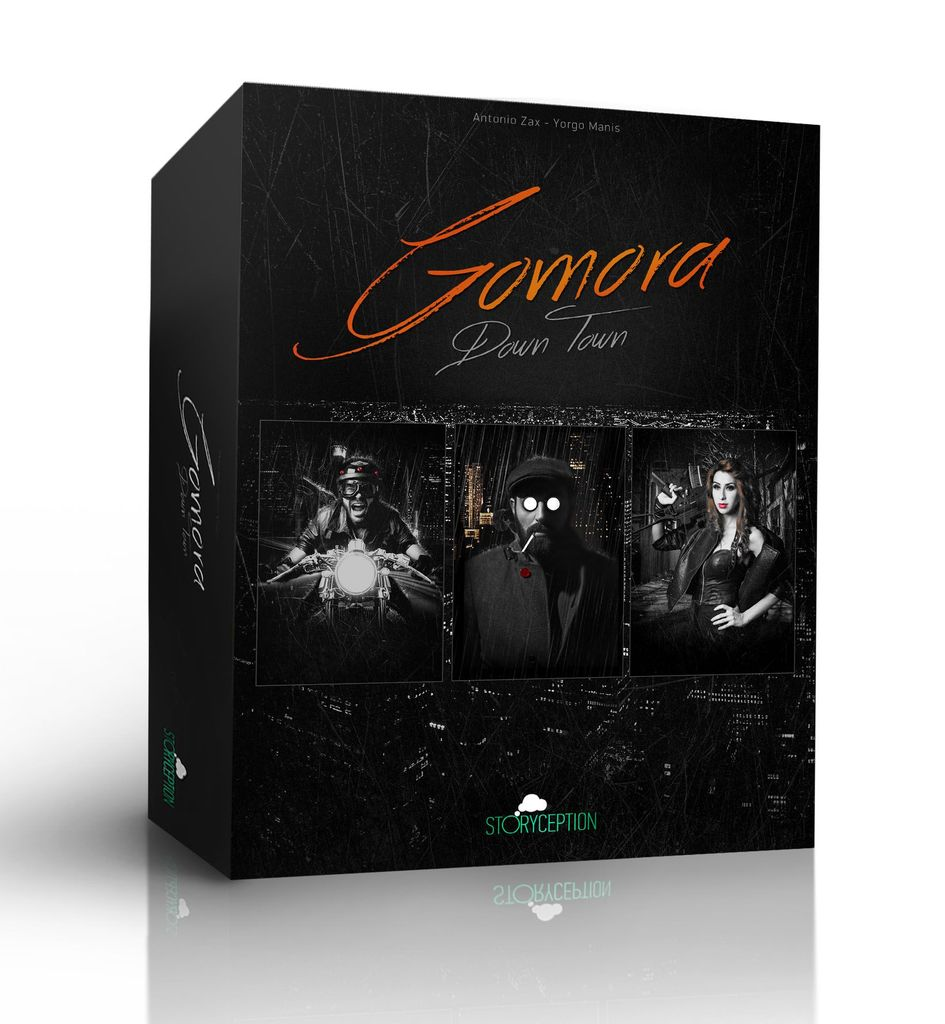 GOMORA: DownTown - From Law Student, a Mafia Punisher of