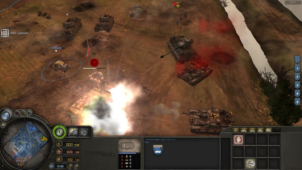 _Kael_'s longish review of Company of Heroes - a true classic