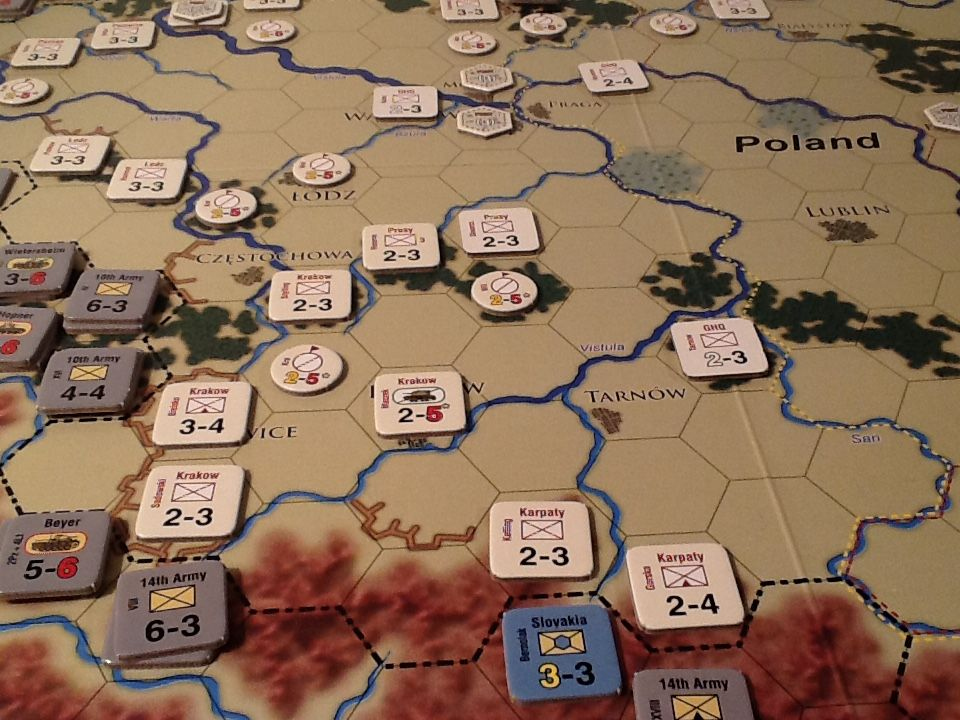 No Retreat 3  The French and Polish Fronts Gesellschaftsspiele