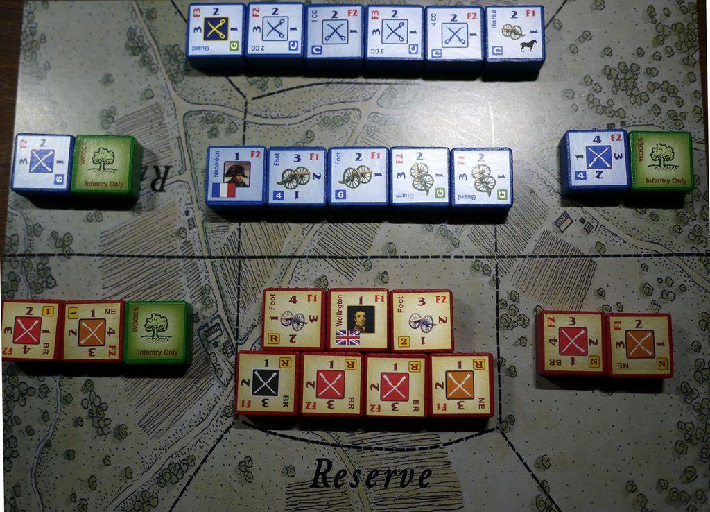 1815: Triomphe de l'Empire - A Session Report With Battle
