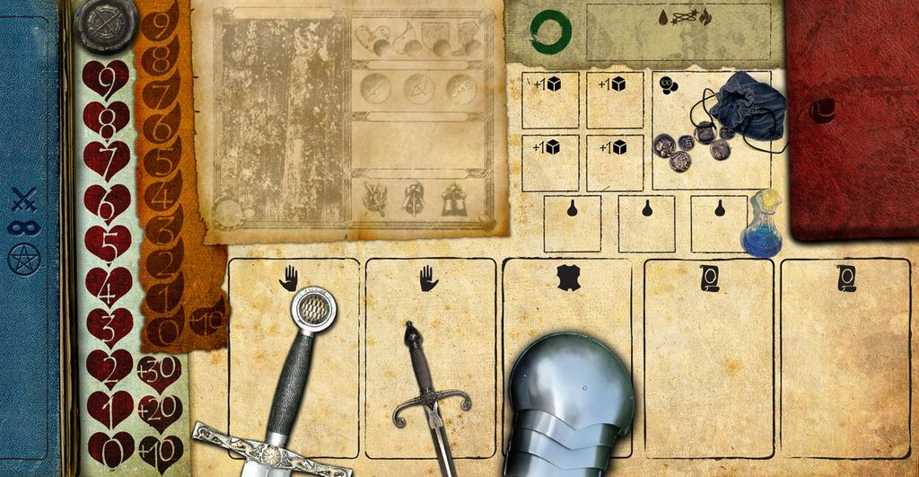 Board Game: Descent: Journeys in the Dark