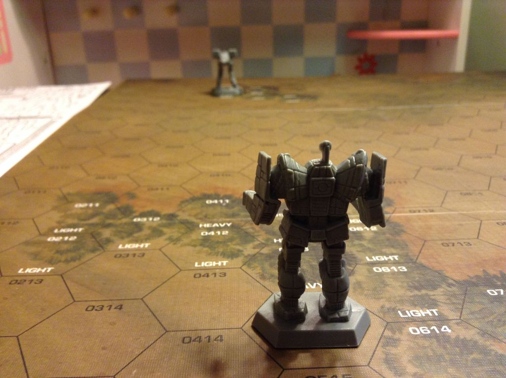 A Solo Play and Preliminary Review pt  2 | BattleTech Introductory Box