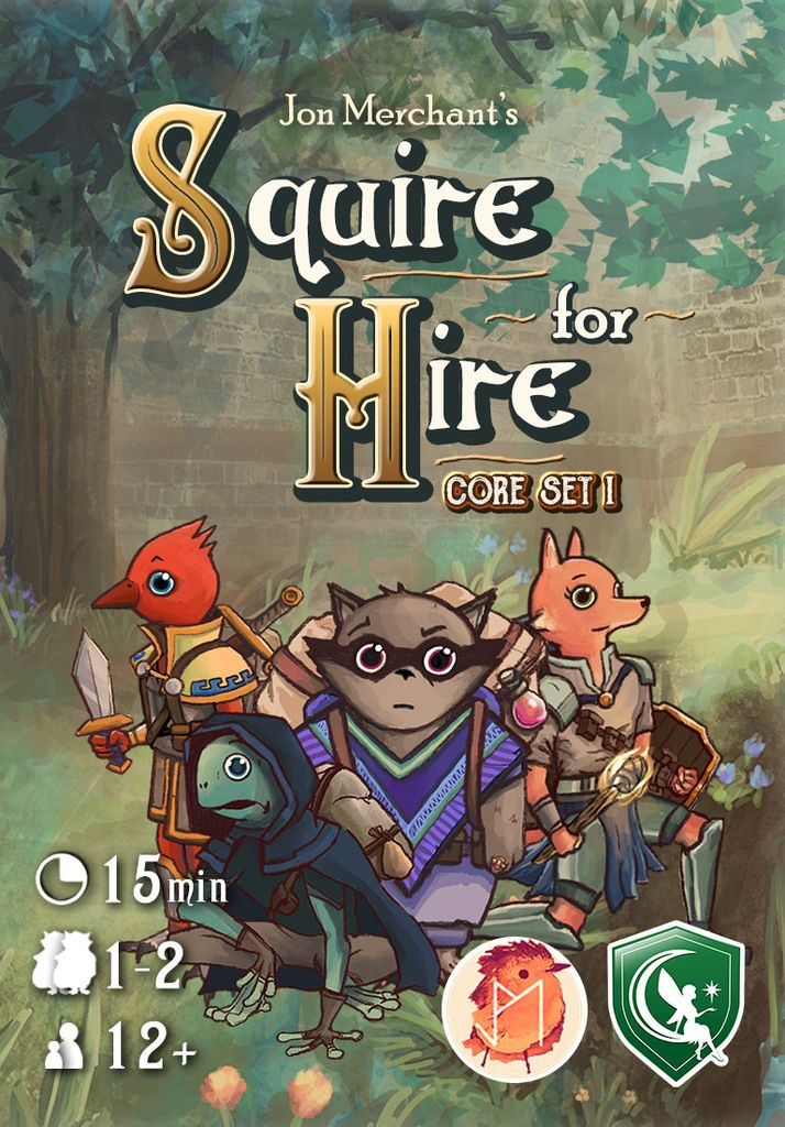 Board Game: Squire for Hire