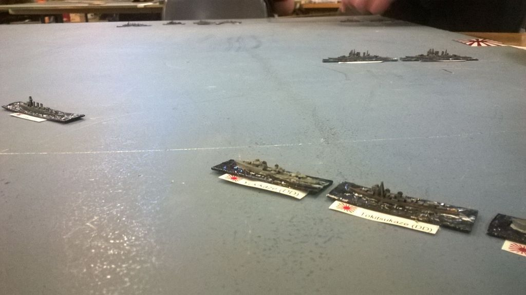 US / DUTCH WARSHIPS BATTLE JAPANESE IN JAVA SEA - 75th Anniversary