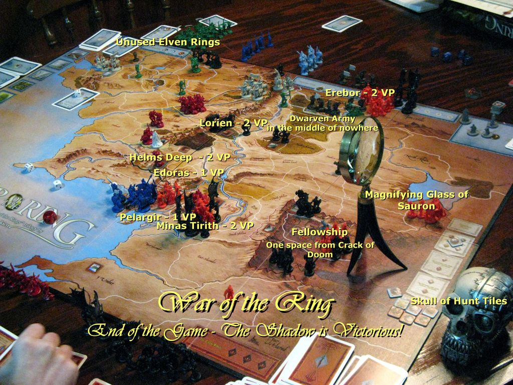 The Fall of Middle Earth – A Tale of Woe, Stupidity, and