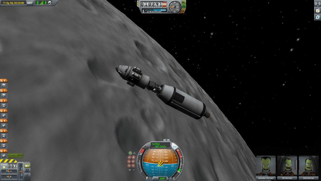 VGG Challenge: To the Mun!   Kerbal Space Program   VideoGameGeek