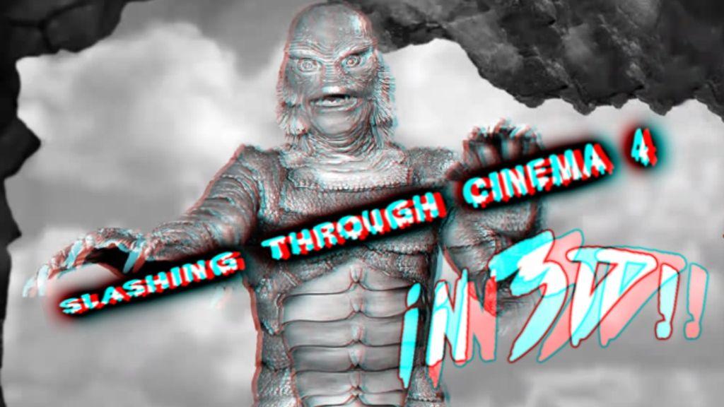 Slashing Through Cinema 4: IN 3D! The Annual BGG Horror