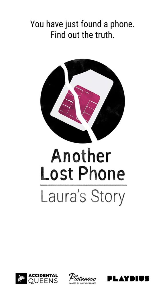 Video Game: Another Lost Phone: Laura's Story