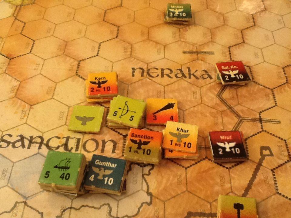 My First Wargame? (A Look Back at a Beloved Gem