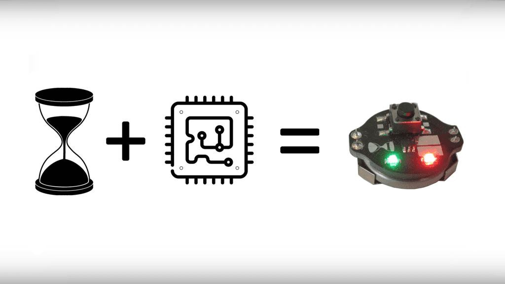 Kickstarter] Accessory: Electronic Sand Timers (LIVE