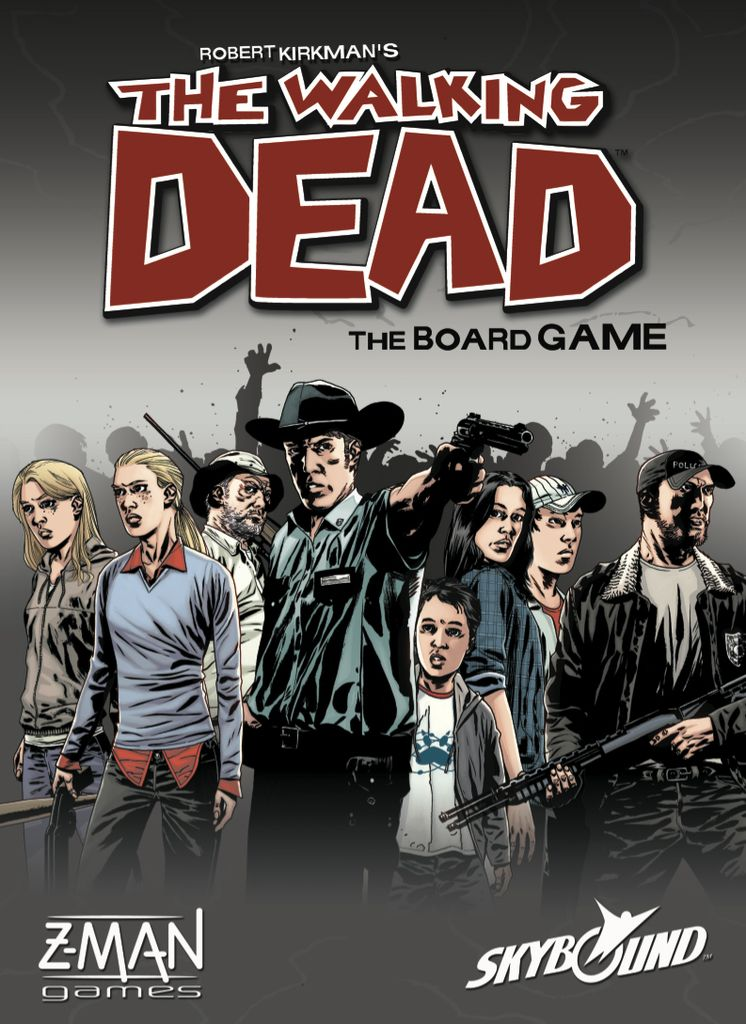 The Walking Dead: The Board Game is a competitive game for 2 to 6 players.  I will only be talking about the multi-player game in detail, as I have not  yet ...