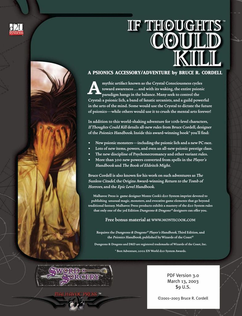 If Thoughts Could Kill | Image | BoardGameGeek