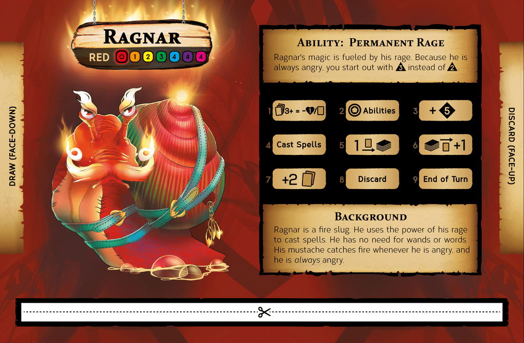 Colors and Personalities: Red | Wizards of Roygbiv