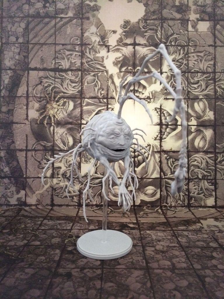 My version of Spidicules | Kingdom Death: Monster | BoardGameGeek