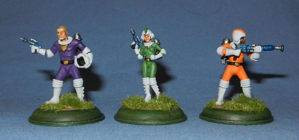 The 1 Player Guild Miniature Painting Thread   1 Player