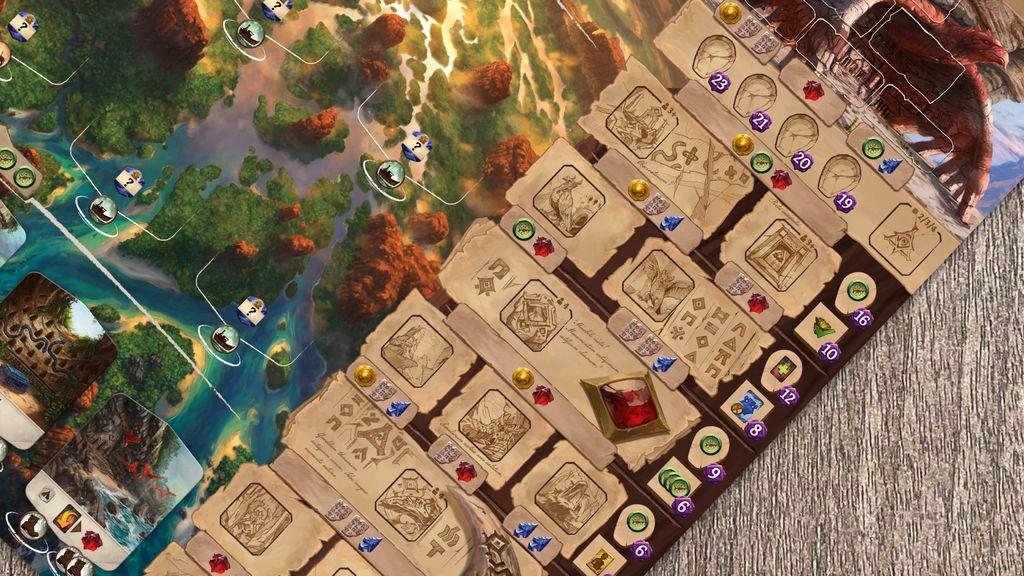Board Game: Lost Ruins of Arnak