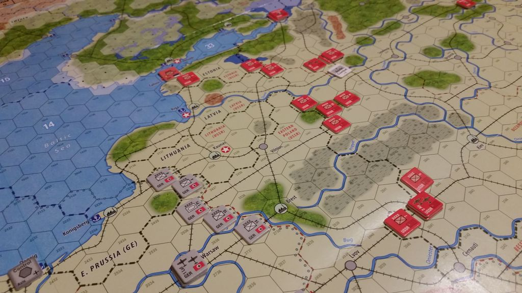 Soloing the campaign | Unconditional Surrender! World War 2 in