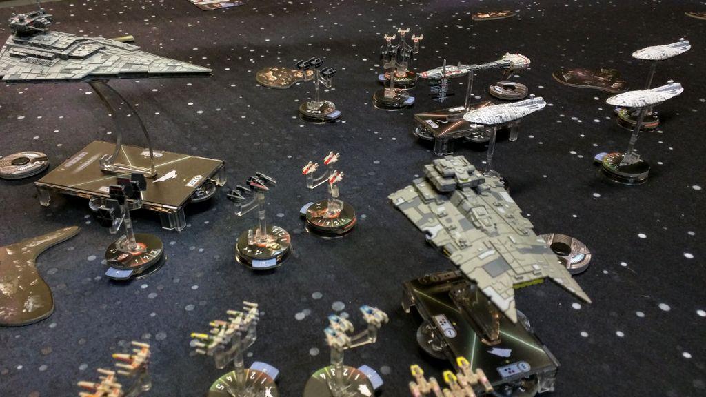 GR-75 Medium Transport   Star Wars: Armada   BoardGameGeek