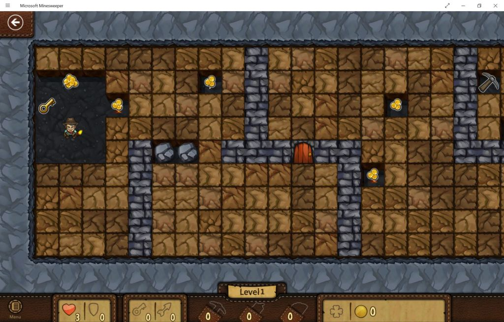 Minesweeper - A classic logic game that is still enjoyed today