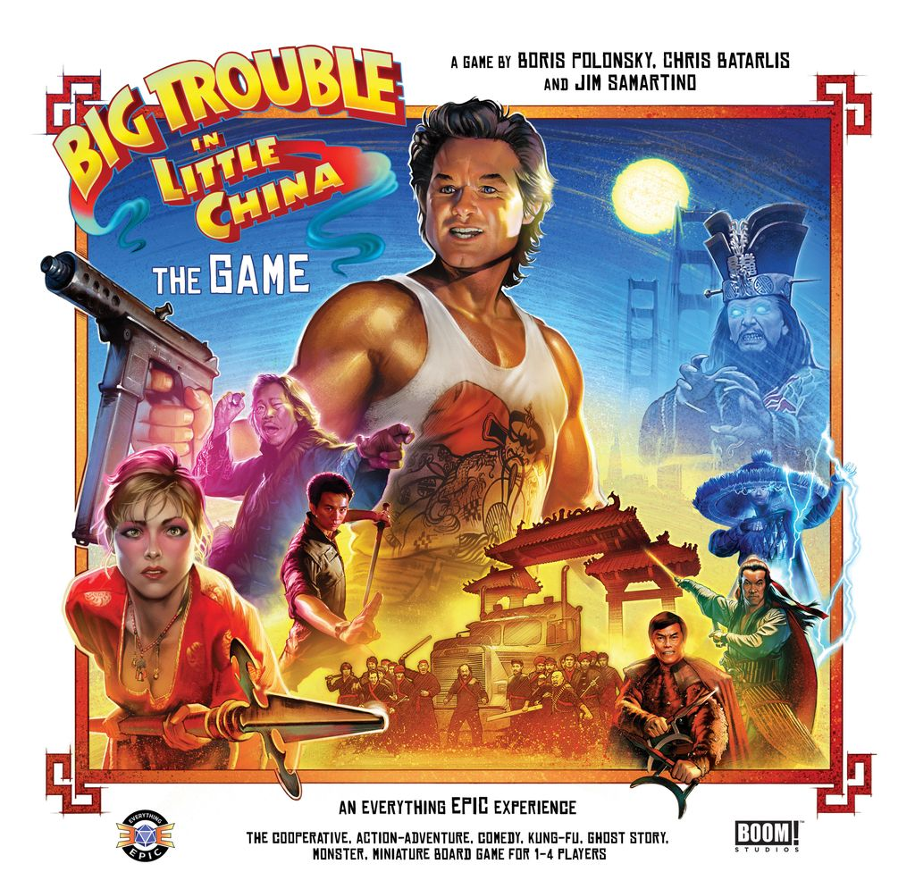 Big Trouble In Little China Or How I Learned That Bigger Can Be
