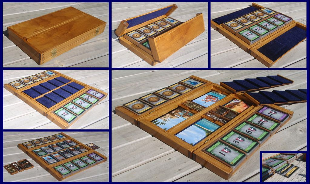 Storage Case for Dominion and Expansions | Dominion ...