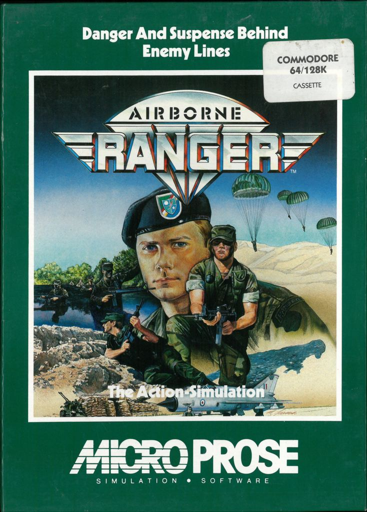 Video Game: Airborne Ranger