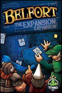 Belfort: The Expansion Expansion Cover Artwork