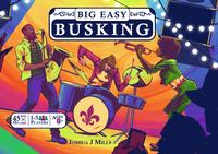 Board Game: Big Easy Busking