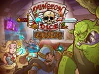 Board Game: Dungeon Dice: Guilds