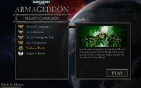 Video Game: Warhammer 40,000: Armageddon – Vulkan's Wrath