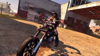 Video Game: Ride to Hell: Retribution