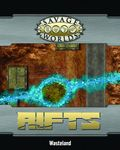 RPG Item: Rifts Combat Map: Wasteland