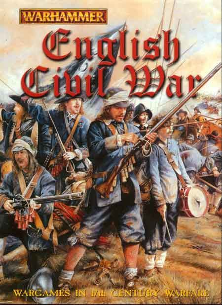 Warhammer English Civil War