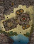 RPG Item: VTT Map Set 185: The Shepherd's Haven
