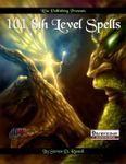 RPG Item: 101 8th Level Spells