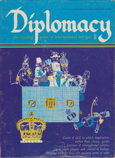 1976 Avalon Hill edition front