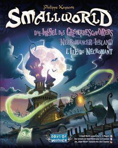 Small World: Necromancer Island Cover Artwork
