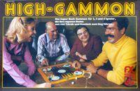 Board Game: Quadragammon