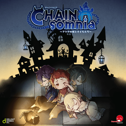 Board Game: CHAINsomnia