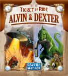 Board Game: Ticket to Ride: Alvin & Dexter