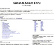 Issue: Outlanda Games EZine (Issue 2 - Jan 2002)