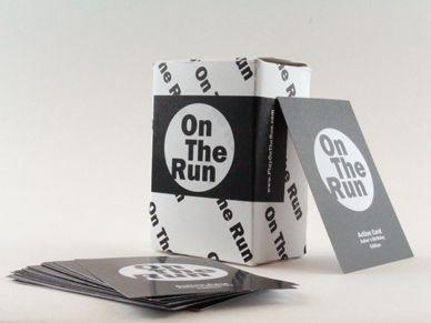 Board Game: On The Run