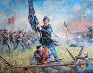 Board Game: Bloody Crossroads: Gettysburg Day 1