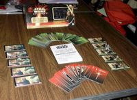 Board Game: Star Wars: Episode 1 – Clash of the Lightsabers