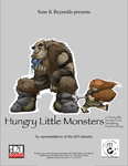 RPG Item: Hungry Little Monsters