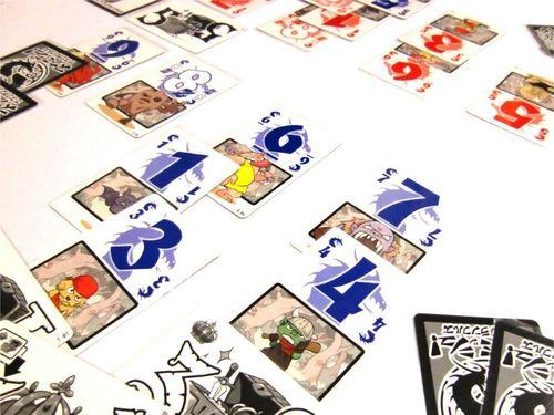Board Game: Skirmish! The Scrambles